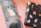 メガネな猫は好きですかニャ?ポールアンドジョーからサングラスキャット柄の新作が登場