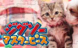 子猫と子犬のパズルが100円で遊べる!Nintendo Switch用ゲーム「ジグソーマスターピース」