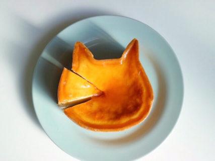 ネコ型×熟成チーズの上品な味わい「ねこねこチーズケーキ」が誕生&全国に5店舗オープン