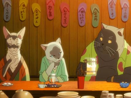 三木眞一郎や落合福嗣らが猫の住人を好演!映画「泣きたい私は猫をかぶる」特別映像を公開 | Cat Press
