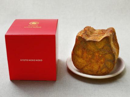 京都にネコ型スイーツ&パンの専門店「京都ねこねこ」がオープン!ほうじ茶味のパンもあるニャ