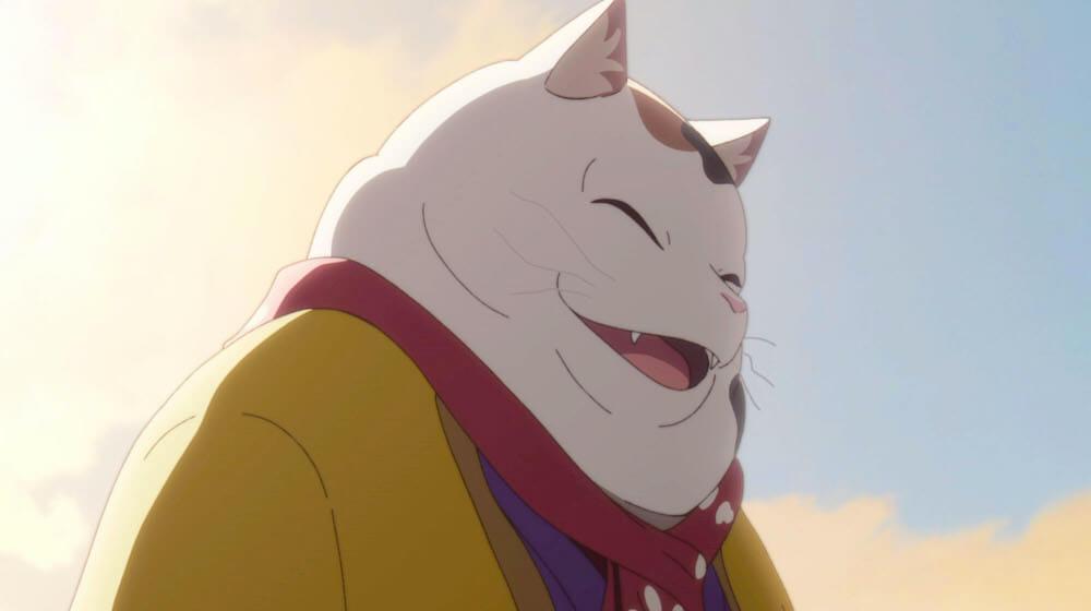 お面屋の猫店主(声:山寺宏一) by 泣きたい私は猫をかぶる