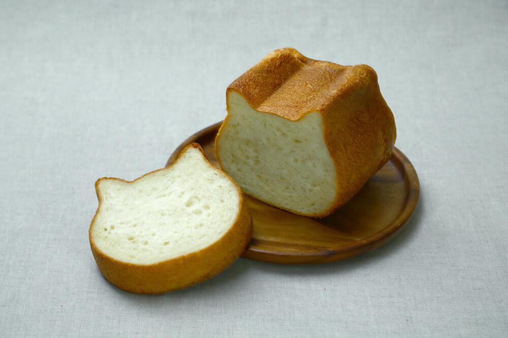 京都ねこねこ食パン「プレーン味」の商品イメージ by 京都ねこねこ