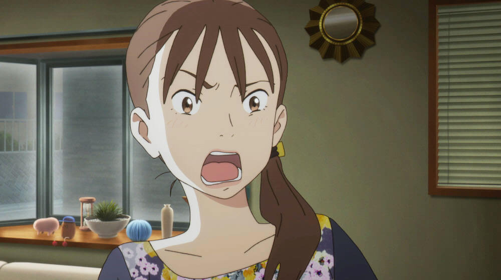 ムゲの母・斎藤美紀(声:大原さやか) by 泣きたい私は猫をかぶる