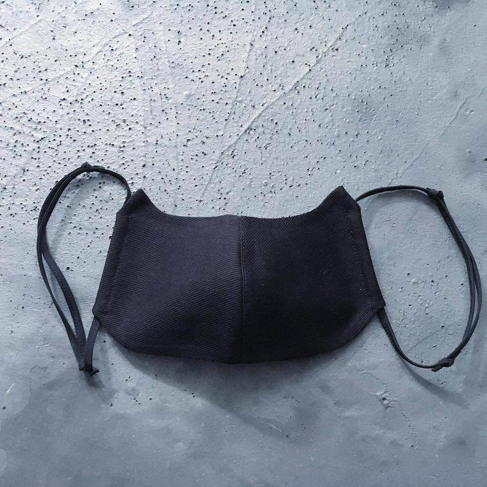 猫型マスク「SAVE THE CAT MASK」黒猫バージョンの製品イメージ