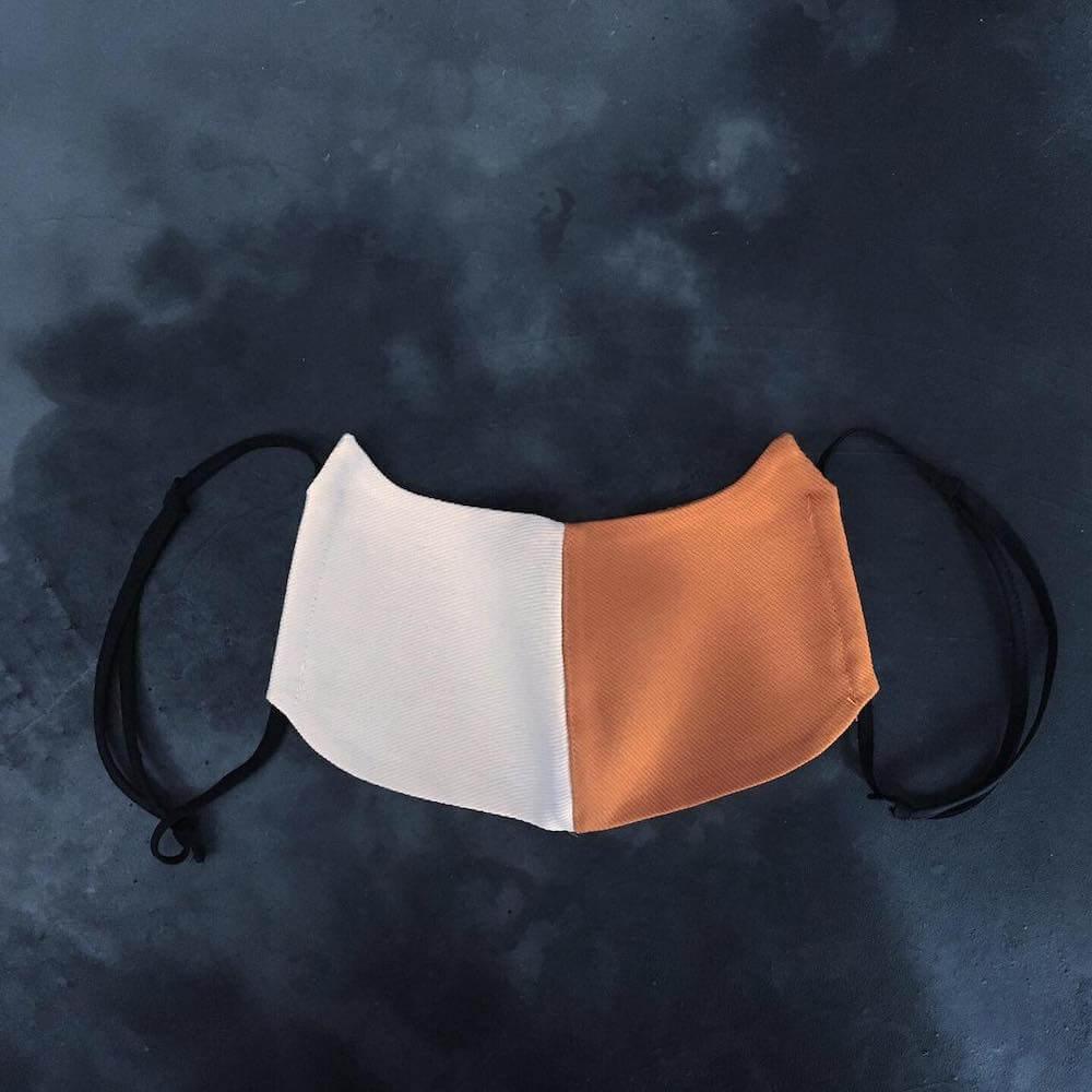 猫型マスク「SAVE THE CAT MASK」三毛猫バージョンの製品イメージ