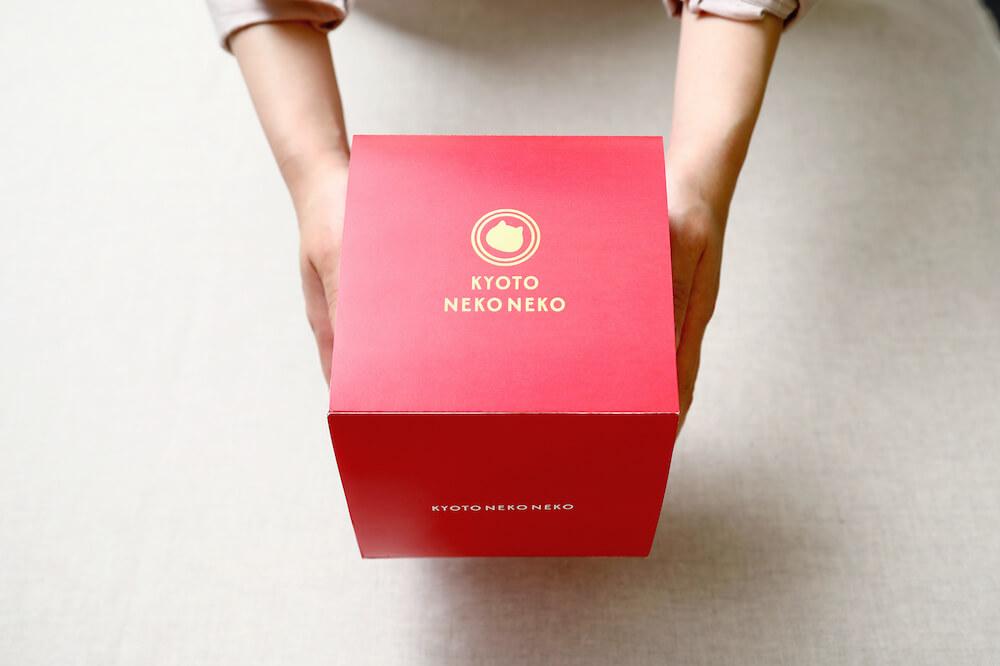 専用ボックスに入った京都ねこねこデニッシュ食パン by 京都ねこねこ
