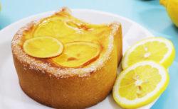 瀬戸内レモンを乗せた爽やかな味わい♪ ねこ型のチーズケーキ専門店から夏季限定フレーバーが発売