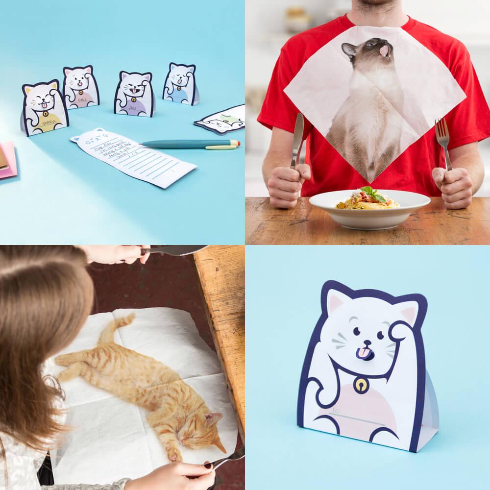 イギリスの雑貨ブランド「SUCK UK(サックユーケー)」の新作猫グッズ