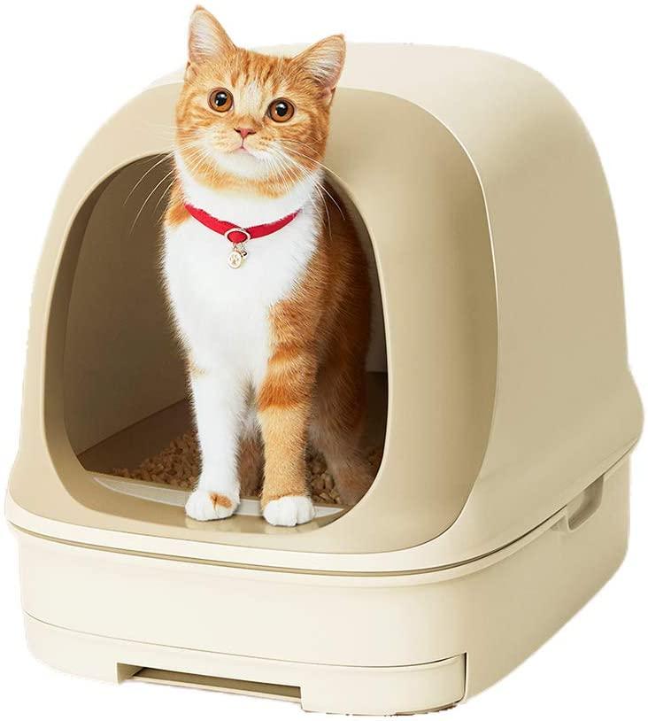 猫用システムトイレ「ニャンとも清潔トイレ」