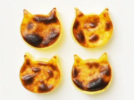 こんがり美味そうニャ!ねこねこチーズケーキから焼き色を付けた新商品「にゃんチー」が登場