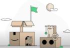 Amazonがダンボール箱を再利用する6つの設計図を公開!猫ハウスやロケットも作れるニャ