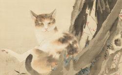 干支になれなかった猫にも着目ニャ!30点の初公開作品を含む動物の日本画展が京都・嵯峨嵐山文華館で開催