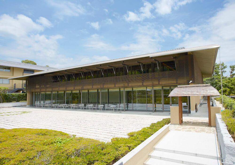 嵯峨嵐山文華館の施設外観イメージ