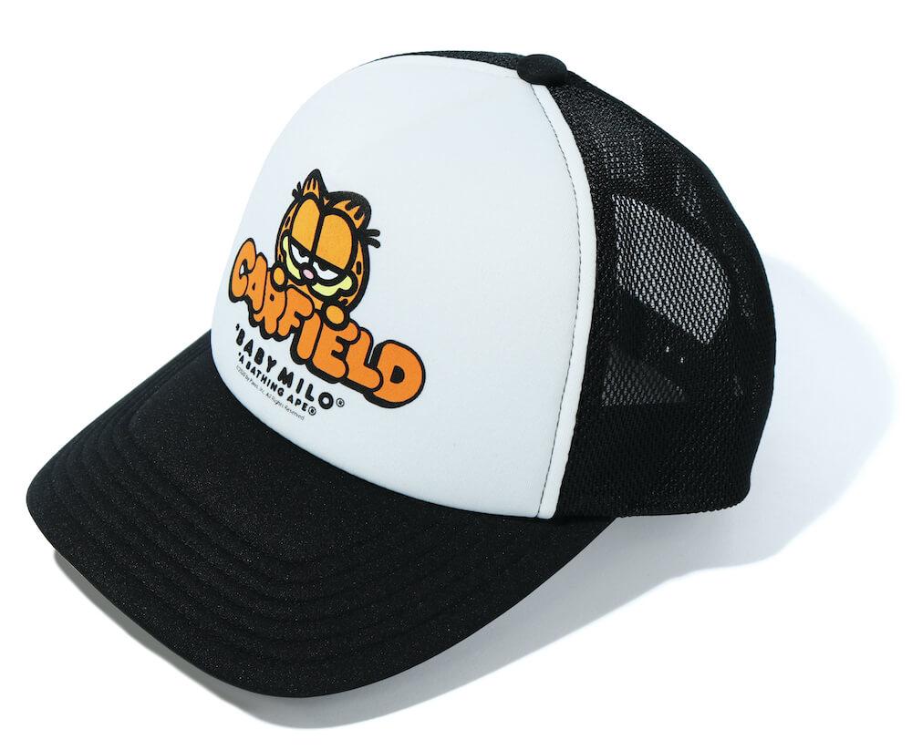 MILO(マイロ)タッチのGARFIELD(ガーフィールド)キャップ