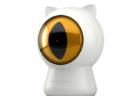 猫の目のようにギョロギョロ動く!レーザーポインターで遊べる猫用おもちゃ「Smart Dot(スマートドット)」