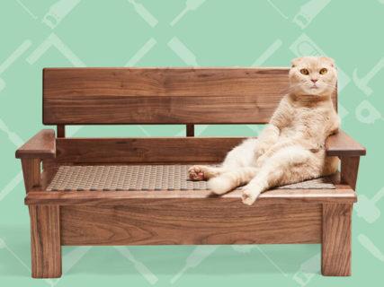 職人が猫のために作り上げた高級インテリア!話題の「ネコ家具」が10名に当たるチャンス