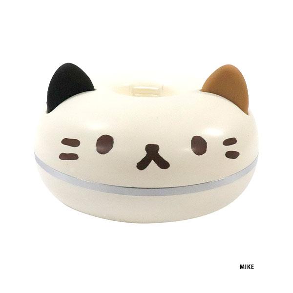 ペットボトルで給水できる猫型ポータブル加湿器「PePET(ペペット)」三毛柄バージョン
