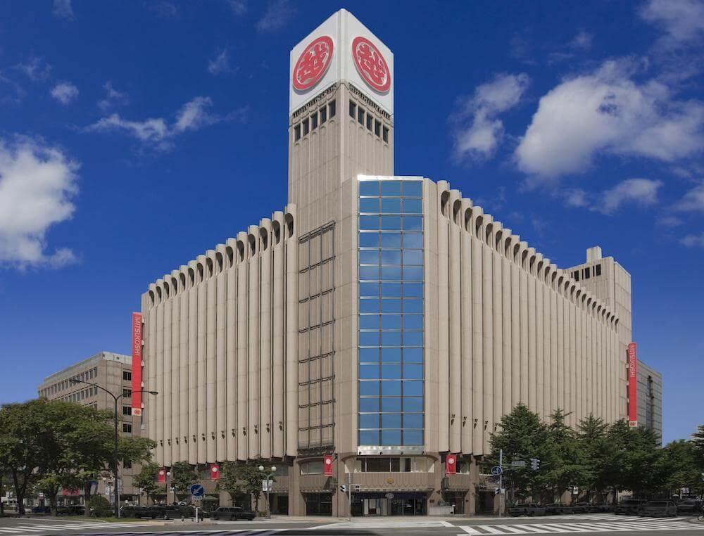 札幌三越の本館 外観イメージ