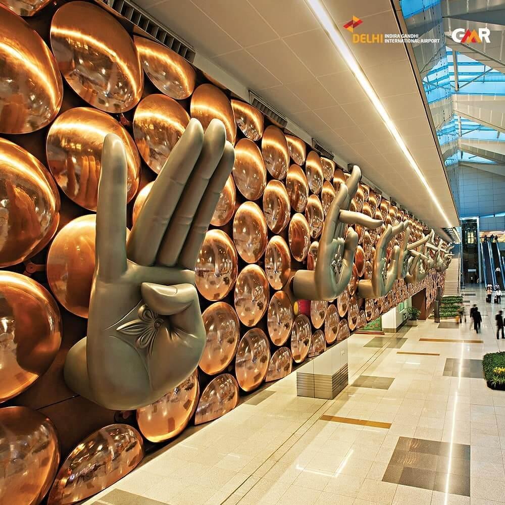 インディラ・ガンディー国際空港のイメージ写真