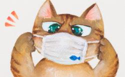 切手サイズから大型作品まで!猫の絵画展「CAT WEEK」が2年連続で神戸にて開催