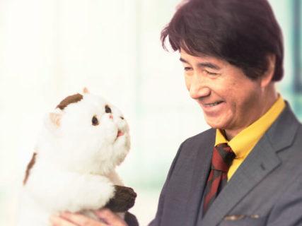 ネコ好きな紳士を演じるのは…草刈正雄!人気マンガ「おじさまと猫」の連続ドラマ化が放送決定