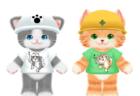 ハローキティ・おじさまと猫・仕事猫がゲームの中に…?「ネコ・トモ」が異色のコラボ機能を発表