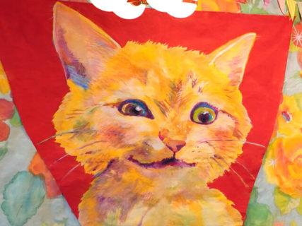 ドラマ『極主夫道』8話に登場するスイーツ店は猫一色!装飾を手掛けたアーティストとは…?