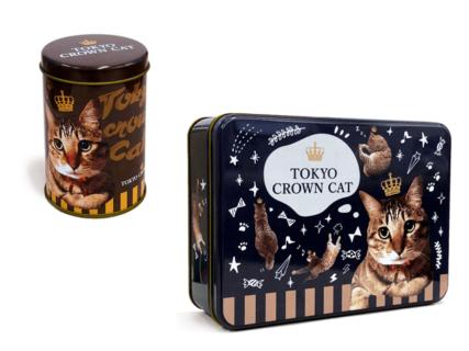 食べた後の容器も使えるニャ!猫の視線が気になるスイーツブランドから3つの新商品が登場