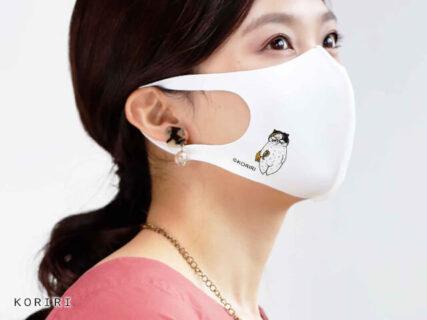 世にも不思議な猫世界がマスクに!6名のイラストレーターがデザインした猫マスクが新登場