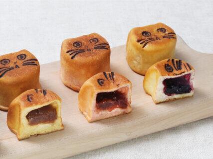 猫型のパン&スイーツ店「東京ねこねこ」が東京駅にオープン!ねこねこマスクや新商品も登場