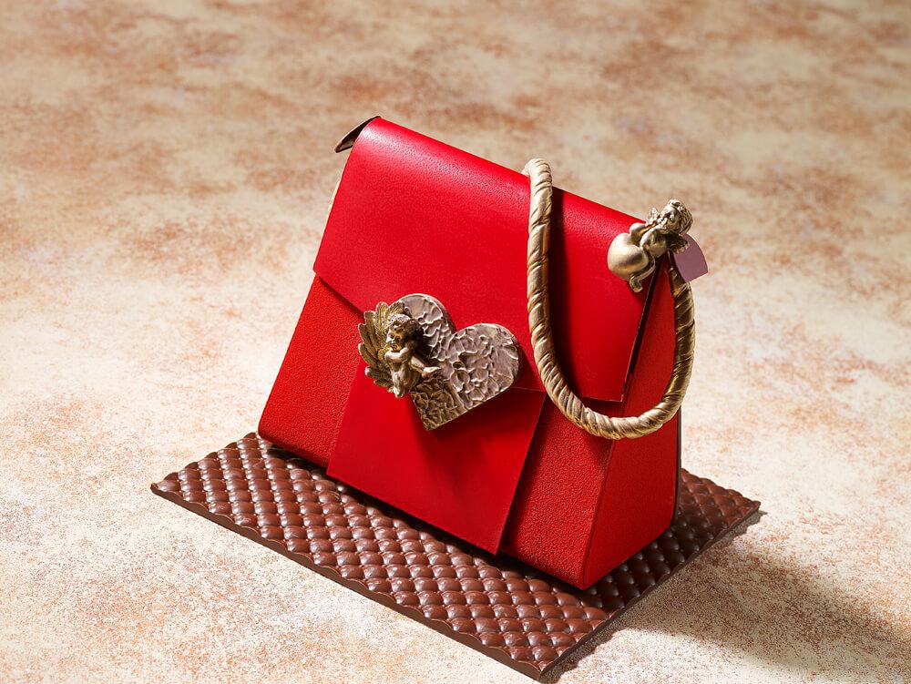 ハンドバッグ型のチョコレート「Hand Bag」 by ザ・プリンス パークタワー東京