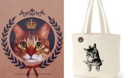 猫の洋菓子3点セットに可愛いトートバッグ付いてくる!TOKYO CROWN CATが限定商品を発売