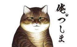 大ヒット猫マンガ「俺、つしま」のアニメ化が決定!主役猫は大塚明夫 × 飼い主役は田中真弓