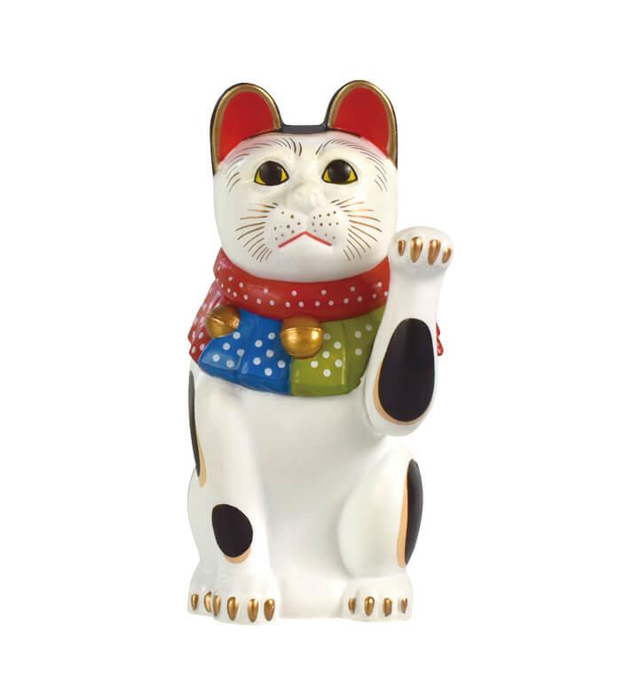 古瀬戸型招き猫 by 招き猫ミニチュアコレクション
