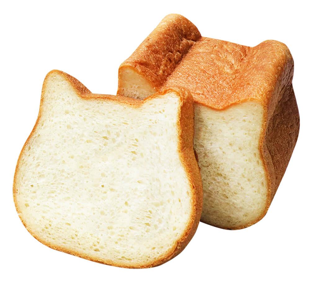 ひなまつり限定フレーバー食パン「プレーン」味 by ねこねこ食パン