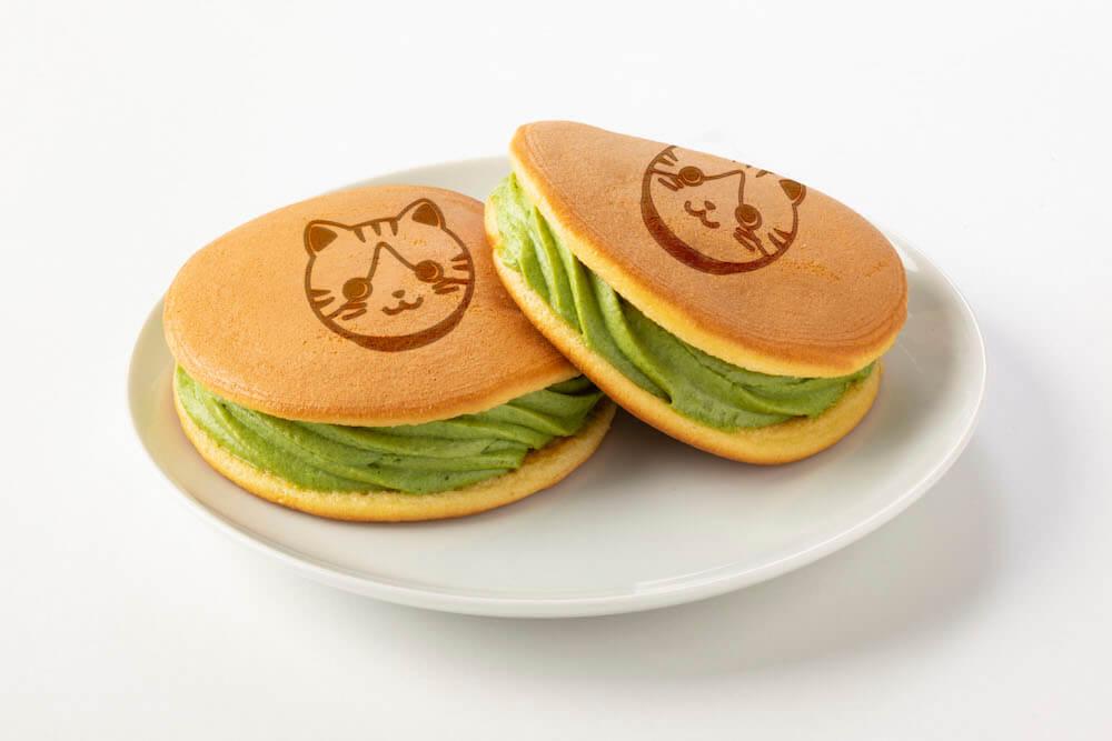 にゃらんサンドパンケーキ by 洋菓子店コロンバン(colombin)