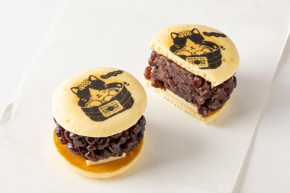 東京にゃらんあんパンケーキ by 東京あんぱん豆一豆