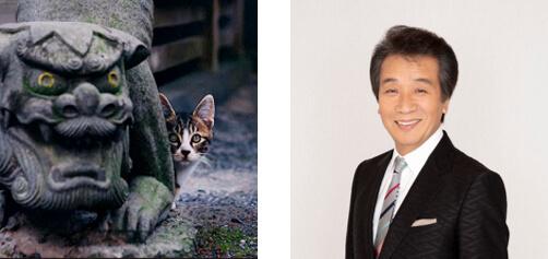 キジ白猫の声役(にゃん川清)を努めた前川清 by 長崎の変、はじまる」