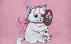 ヒグチユウコが描いた「おしゃれキャット」をグッズ化!全国のディズニーストアで4/27より発売