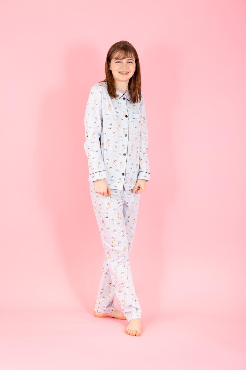 サングラスキャット パジャマ by ポールアンドジョーの猫パジャマ