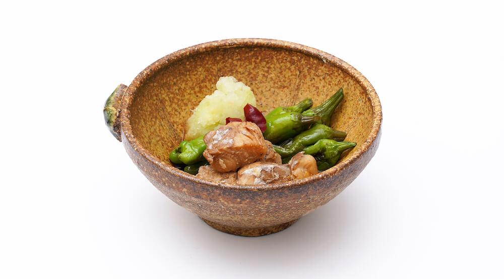 すずきの焼き南蛮漬け by フードロスを削減する魚の水煮缶詰「NEKOKAN(ねこかん)」の調理例