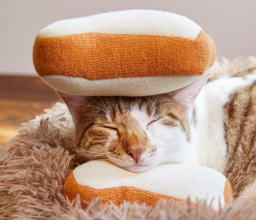 サンドイッチ・チェーン、サブウェイのエイプリルフールネタ『ほっこり猫サンド』