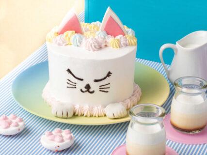 ねこ型のドーナツやマカロンが食べ放題!ヒルトン東京ベイで猫スイーツのデザートビュッフェが開催