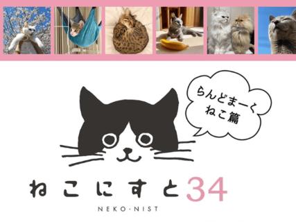 愛猫のオリジナル時計も作れるニャ!850枚のねこ写真を展示する「ねこにすと」横浜で開催中