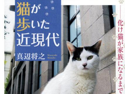 猫はどのように愛され動物になったのか?日本の歴史で紐解く書籍『猫が歩いた近現代』