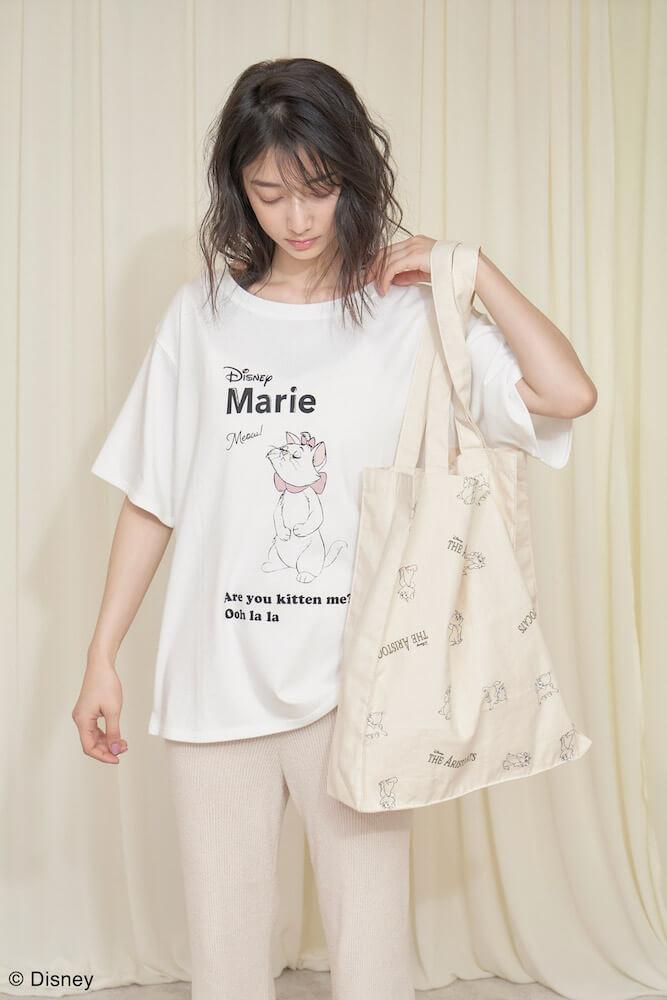 おしゃれキャットマリーのTシャツ by SNIDEL HOME