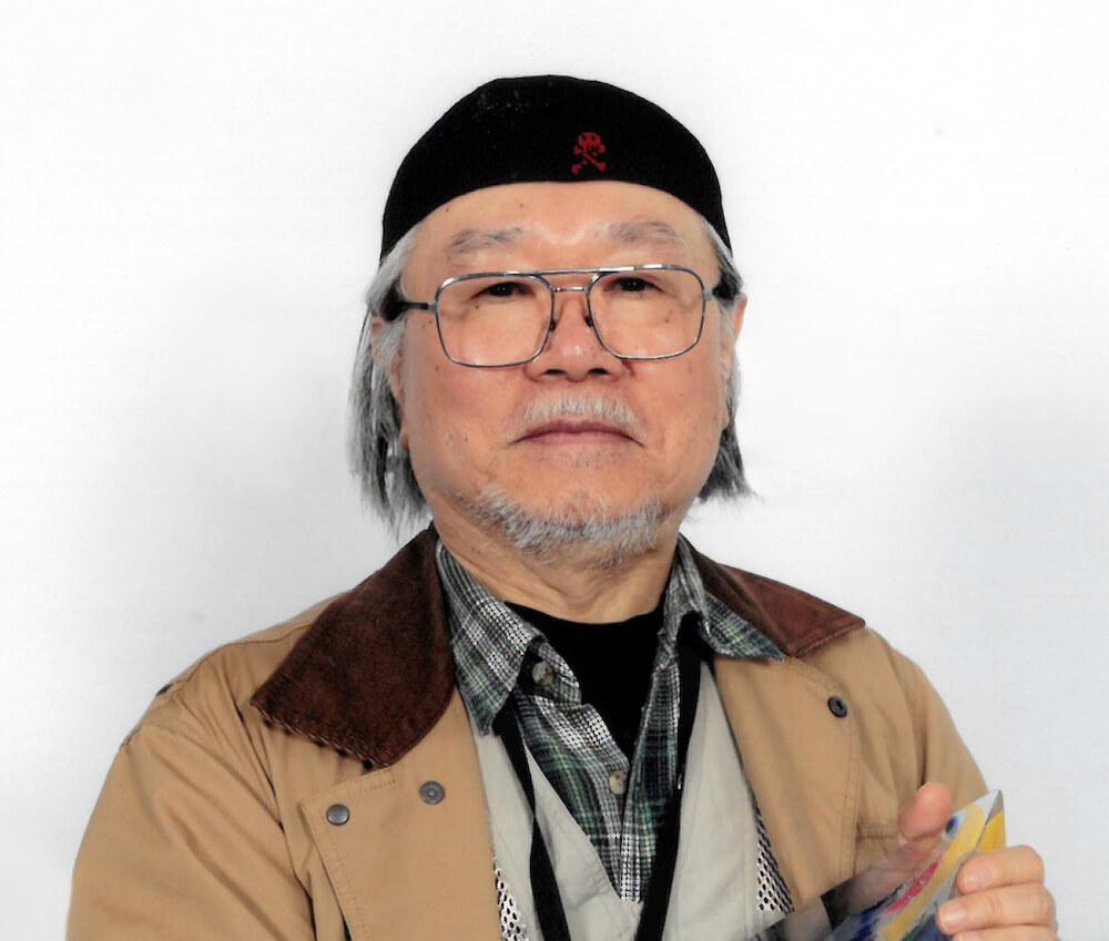 漫画家・松本零士の近影