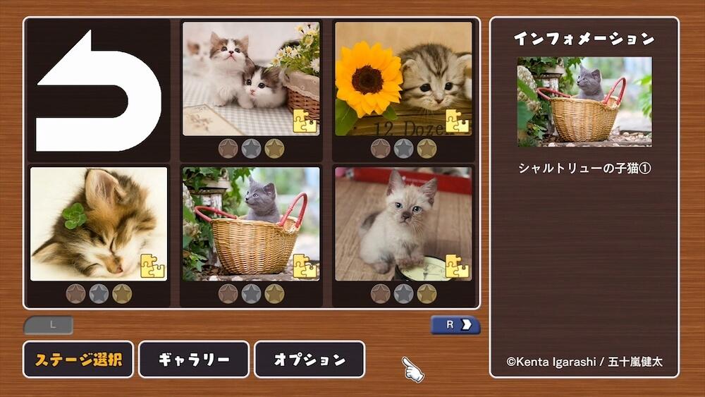 『子猫』 by ジグソーマスターピース