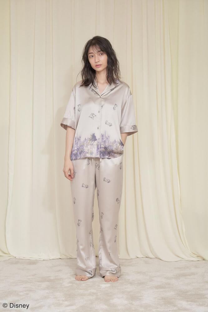 おしゃれキャットマリーの上下パジャマ by SNIDEL HOME